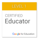 Google Certified Educator photo album thumbnail 1